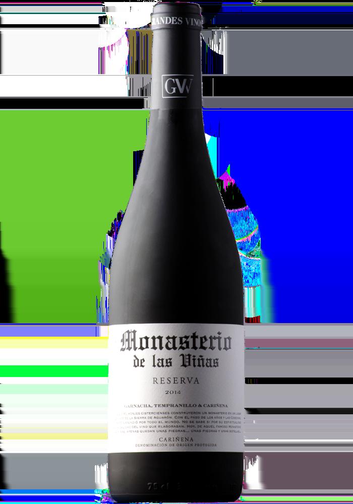 456b94ea837 Monasterio de las Viñas Crianza 2015 · Monasterio de las Viñas Reserva 2014